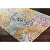 The Curated Nomad Eddy Woven Area Rug (9'3 x 12'6)
