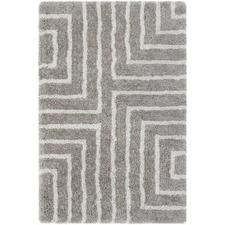 Hand-Tufted Jayra Area Rug-(8' x 10')