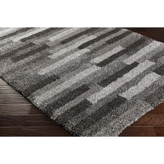 Hand-Tufted Monvek Area Rug-(8' x 10')