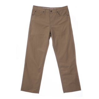 Smith's Workwear Men's 5-pocket Khaki Canvas Pant