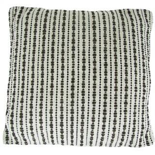 Design Accents Home 22-inch x 22-inch Handwoven Indoor Splash Pillow