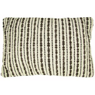 Design Accents Home 14-inch x 20-inch Decorative Hand-woven Indoor/Outdoor Splash Pillow