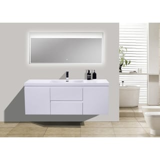 51-60 inches bathroom vanities & vanity cabinets - shop the best