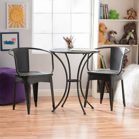 Aurelia Children's 3-piece Bistro Set by Christopher Knight Home