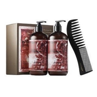 WEN Pomegranate 16-ounce Cleansing Conditioner (Pack of 2)