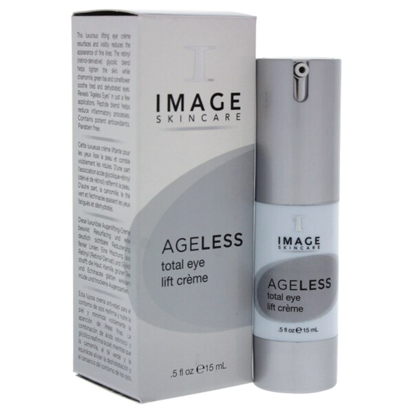 Image Skin Care- Ageless The Max Eye Cr?me 0.5oz 6 Pack - Stridex Maximum Strength Medicated Pads For Acne 55 Count Each