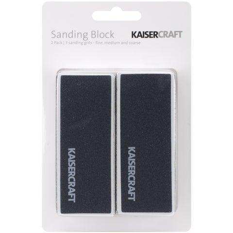 "Sanding Block 3.5""X1.5""X1"" 2/Pkg"