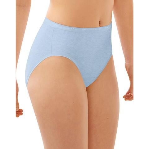 Bali Full-cut Fit Hi-cut Panty