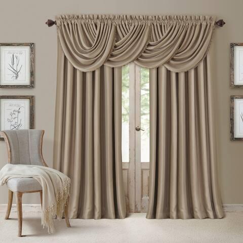 All Seasons Waterfall Window Valance