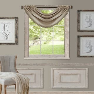 Elrene All Seasons Polyester Blend Waterfall Valance|https://ak1.ostkcdn.com/images/products/14741344/P21268265.jpg?impolicy=medium