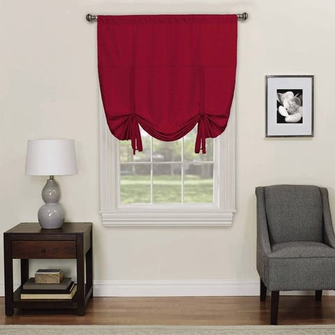 Eclipse Kendall Blackout Window Tie-up Shade