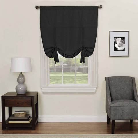 Eclipse Kendall Blackout Window Tie-up Shade - 42X63