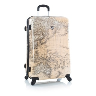 Heys Classical World Sepia 30-inch Fashion Spinner Upright Suitcase