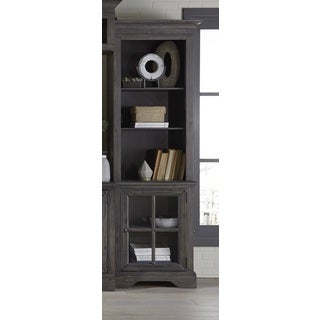 Dillworth Grey Right Side Pier Unit Entertainment Center