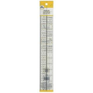 "Acrylic Ruler 16""-Pro Centering"