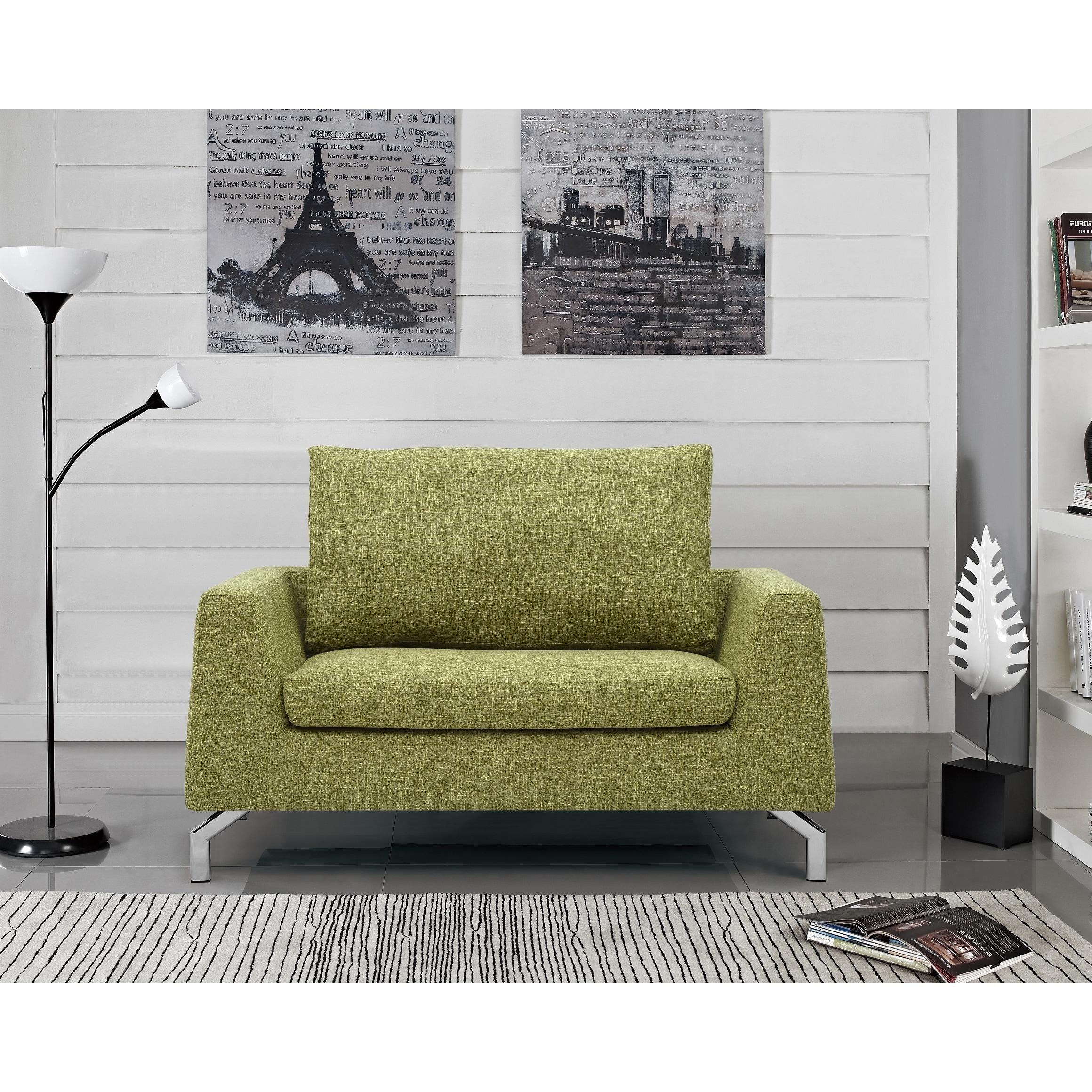 US Pride Furniture Modern Rainbeau Removable Reversible S...