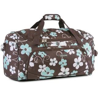 Pacific Coast Highland Hawaiian Nylon Medium 22-inch Travel Duffel Bag