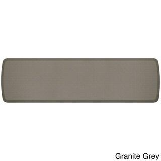 GelPro Elite Linen Anti-fatigue 20 x 72-inch Floor Mat - 20 x 72