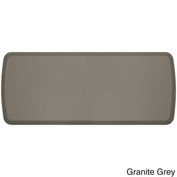 Shop Gelpro Elite Linen Anti Fatigue 20 X 48 Inch Kitchen Mat Free