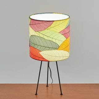 Eangee Metal Tripod Drum Table Lamp (3 options available)
