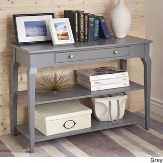 Daniella Console Table TV Stand by iNSPIRE Q Bold (Option: Grey)