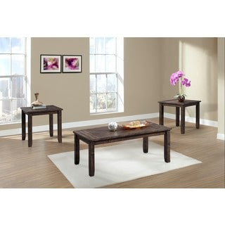 Picket House Furnishings Flynn 3 Piece Occasional Table Set
