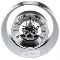 Heim Concept Rock and Roll Skeleton Mantle Clock