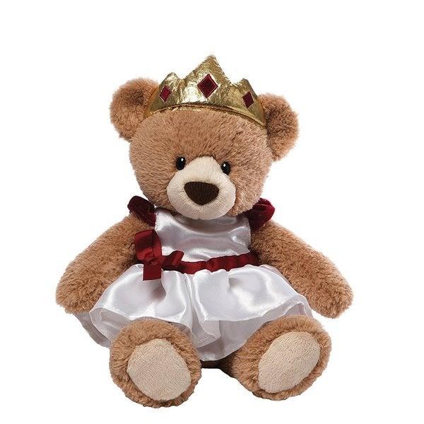 Gund Twinkle Toes Tan 14-inch Plush Bear
