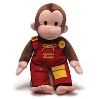 Gund Curious George Teach Me 16-inch Plush Toy