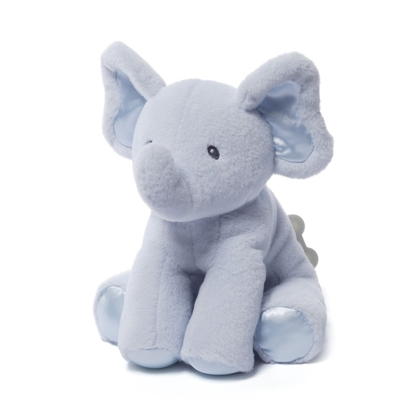 Gund Bubbles Blue 10-inch Plush Elephant