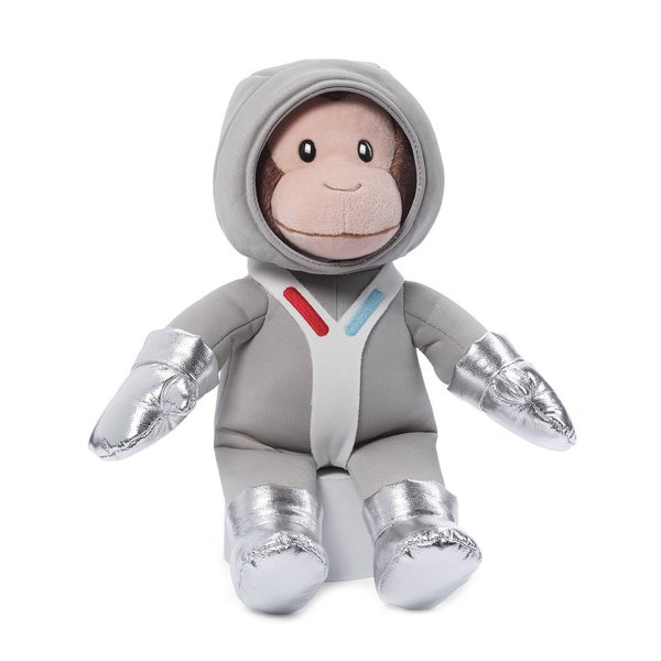 Curious George Astronaut Plush Toy