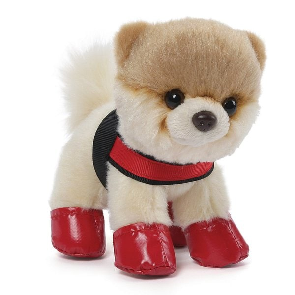 Itty Bitty Boo Number 025 5-inch Rain Boots and Harness Plush