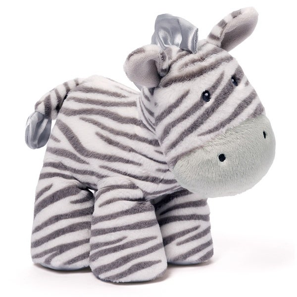 Zeebs 10-inch Zebra Plush