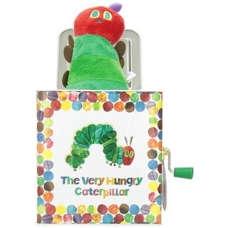 Kids Preferred 'World of Eric Carle' The Very Hungry Caterpillar Jack In The Box