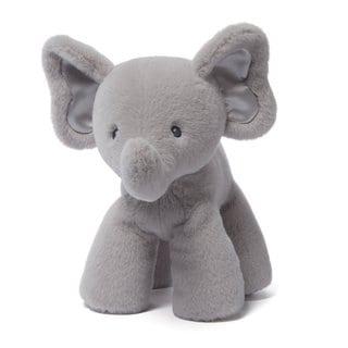 Bubbles Grey 10-inch Elephant