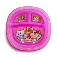 Munchkin Paw Patrol Girls' Toddler Plate