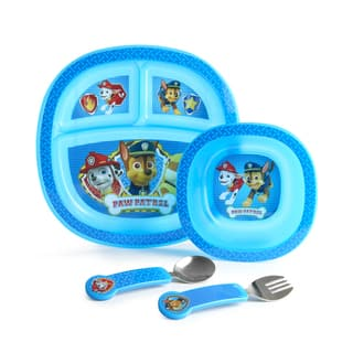 Munchkin Paw Patrol Blue Dining Set|https://ak1.ostkcdn.com/images/products/14742324/P21269079.jpg?impolicy=medium