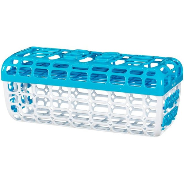 Shop Munchkin Blue High-capacity Dishwasher Basket - Free ...