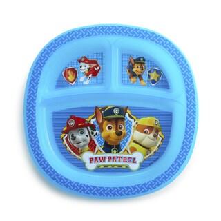 Munchkin Paw Patrol Boys' Toddler Plate
