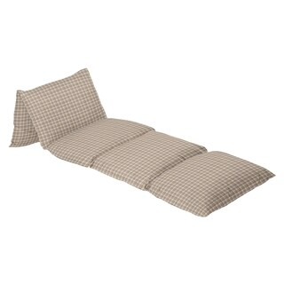Sweet Jojo Designs All Star Sports Collection Floor Pillow Lounger Cover (Pillows Not Included)