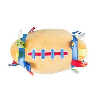 Taggies Touchdown Football Plush Toy