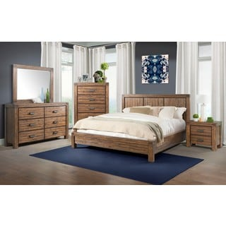 Picket House Furnishings Joel King Panel Bed