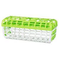 Munchkin Green High-capacity Dishwasher Basket