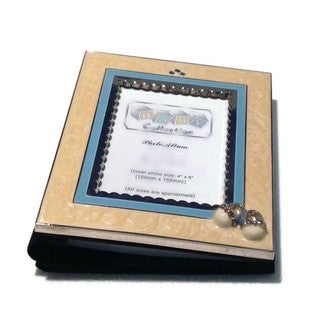 "Heim Concept Booties 4 x 6"" Photo Frame: Boy"