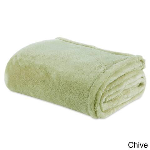 Berkshire Blanket Extra Fluffy Bed Blanket