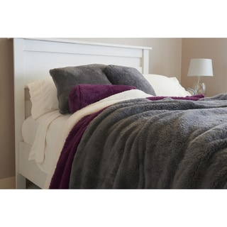 Berkshire Blanket Extra Fluffy Bed Blanket