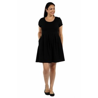 24/7 Comfort Apparel Spring Fling Plus Size Dress (2 options available)