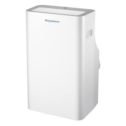 12,000 BTU 115V Extra-Quiet Portable Air Conditioner with Remote Control