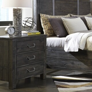 Power Outlet Nightstands & Bedside Tables For Less