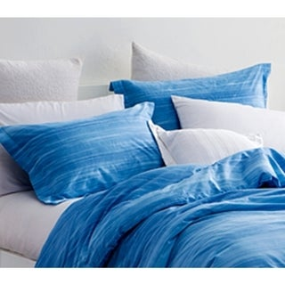 BYB Current Blue Ombre Cotton Sham